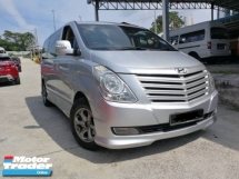 2010 HYUNDAI GRAND STAREX Royale 2.5 MPV,11 seater,low mileage,accident Free,one Owner