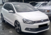 2011 VOLKSWAGEN POLO GTI 5-DOOR 1.4  TSI  engine with turbo- and supercharging >>In SuperGood Condition<<