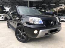 2006 NISSAN X-TRAIL 2.0L FULL BODYKIT,  LEATHER SEAT, CONDITION CUN2