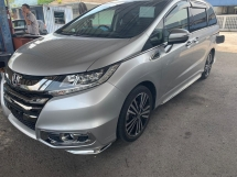 2014 HONDA ODYSSEY Unregistered (2014/Silver) Honda Odyssey 2.4 (Absolute Package)