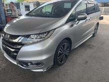 2014 HONDA ODYSSEY Unregistered (2014/Silver) Honda Odyssey 2.4 (Absolute Package)