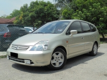 2003 HONDA STREAM 2.0 i-VTEC Sunroof TipTOP Condition LikeNEW
