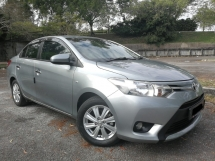 2015 TOYOTA VIOS 1.5 (A) FACELIFT PUSH START KEY LESS HP109