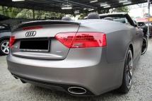 2012 AUDI A5 Audi A5 2.0 QUATTRO S-LINE 2DR RS5 BKITS CABRIOLET