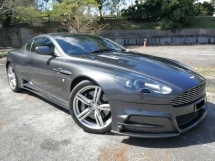 2005 ASTON MARTIN DB9 6.0 (A) V12 MANSORY EDITION 450HP