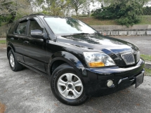 2008 NAZA SORENTO 2.5 (A) 4X4 TURBO DIESEL ENHANCED