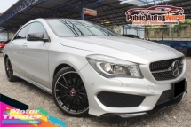 2013 MERCEDES-BENZ CLA Mercedes Benz CLA250 2.0 7G AMG SPORT LOW MILEAGE 17K KM