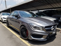 2015 MERCEDES-BENZ CLA 45 AMG 4 matic Done 28k km