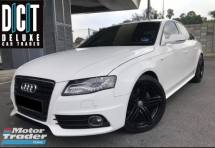 2010 AUDI A4 2.0TFSI QUATTRO S-LINE FACELIFT LOW MILEAGE ONE OWNER