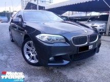 2013 BMW 5 SERIES 528i M SPORTS (CKD) 2.0 FACELIFT (A)