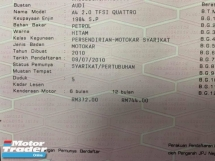 2010 AUDI A4 1.8 TFSI S-LINE QUATTRO SOUND SYSTEM ORIGINAL CAR CONDITION TIP TOP ACCIDENT FREE