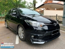 2014 TOYOTA VIOS 1.5E (AT) FULL BODYKIT ON THE ROAD PRICE