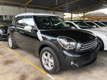 2014 MINI Countryman Cooper Countryman S 1.6 Turbocharged 184hp 6 Speed Shiftronic Paddle Shift Steering Push Start Button Zone Climate Control 1 Year Warranty Unreg