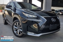 2015 LEXUS NX 2015 Lexus NX200T F Sport Full Leather Sude Back Camera Power Boot Unregister for sale