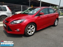 2014 FORD FOCUS 2.0 SPORT (A) - True Year Made