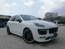 2016 PORSCHE CAYENNE GTS 3.6 TWIN TURBO