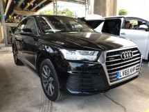 2015 AUDI Q7 3.0 SLINE TDI QUATTRO ACTUAL YEAR MAKE