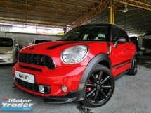 2012 MINI Cooper S  1.6 (A) COUNTRYMAN ALL 4 HIGH SPEC GOOD CONDITION PROMOTION PRICE.