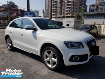 2012 AUDI Q5 2.0 TFSI FULL SPEC CONDITION