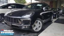 2017 PORSCHE MACAN 2017 Porsche Macan 2.0 Japn Spec Side Back Camera Power Boot Unregister for sale