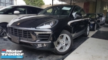 2017 PORSCHE MACAN 2017 Porsche Macan 2.0 Japn Spec Side Back Camera Power Boot Unregister for sale