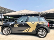 2016 MINI Countryman 1.6 (A) FULL SVR RECORD AUTO BAVARIA  ORIGINAL FACTORY PAINT