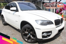 2011 BMW X6 Bmw X6 M SPORT 3.0 xDrive 35i TwTURBO SROOF 8SPEED