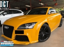 2012 AUDI TTS FACELIFT DRL QUATTRO REVO STAGE 2 360HP NICE VIP PLATE 13
