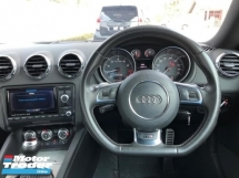 2013 AUDI TTS FACELIFT DRL QUATTRO REVO STAGE 2 360HP ONE OWNER VVIP USED LIKE NEW CAR GOOD YELLOW COLOUR