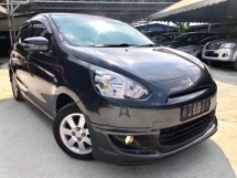 2016 MITSUBISHI MIRAGE 1.2 S.P (A) 1 LADY OWNER LIMITED EDITION VERSION
