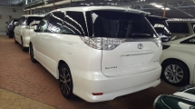 2015 TOYOTA ESTIMA 2.4 AERAS 8 SEATER (A) OFFER UNREG