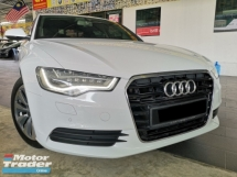 2015 AUDI A6  TFSI S-LINE ENHANCED (A)PWER BOOT