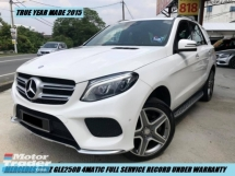2015 MERCEDES-BENZ GLE 250D 4MATIC LOCAL UNDER WARRANTY LOW MILEAGE