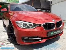 2012 BMW 3 SERIES 328i 2.0 Sport Line Sedan TWIN TURBO