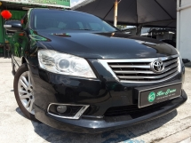 2010 TOYOTA CAMRY 2.4 V Sedan HIGH SPEC PUSH START BODYKIT
