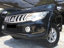 2015 MITSUBISHI TRITON 2.5 (A) VGT HIGH SPEC/ 1 OWNER/ HIGH VALUE LOAN