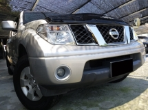 2010 NISSAN NAVARA 2.5L 4X4 KING CANOPY/ 1 OWNER/ HIGH VALUE LOAN