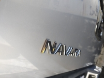 2010 NISSAN NAVARA 2.5L 4X4 KING CANOPY/ 1 OWNER/ HIGH VALUE LOAN
