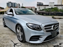 2018 MERCEDES-BENZ E-CLASS E250 2.0 NEW FACELIFT AMG PACKAGE JAPAN FULL SPEC UNREG 2018