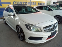 2014 MERCEDES-BENZ A250 2.0 AMG SPORT EXCLUSIVE PACKAGE HARMAN KARDON PANORAMIC ROOF (A) OFFER UNREG