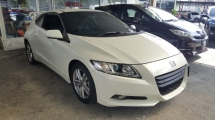 2012 HONDA CR-Z 1.5 HYBRID (A) OFFER