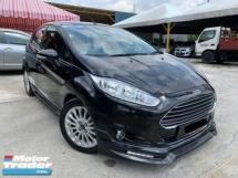 2013 FORD FIESTA 1.0 ECOBOOST FULL SPEC