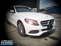 2014 MERCEDES-BENZ C-CLASS C180 AVANTGARDGE HIGH SPEC HEAD UP DISPLAY/POWER BOOT - UNREG