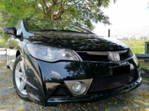 2013 HONDA CIVIC 1.8S-L  RR SPORT 100% LIK NEW