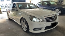 2013 MERCEDES-BENZ E-CLASS E250 1.8 AMG SPORT PANORAMIC ROOF KEYLESS (A) OFFER