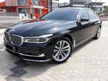2018 BMW 7 SERIES 740 LE xDrive 2.0 (A) LOCAL 5 YRS WARRANTY