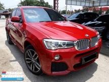 2014 BMW X4 2.0 (A) TURBO COUPE 2015 WARRANTY UNTIL 2020