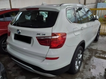 2015 BMW X3 2.0 (A) xDrive20i LCI NEW FACELIFT CKD
