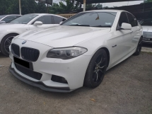 2012 BMW 5 SERIES 528I 2.0 (A) F10 MSPORT CKD