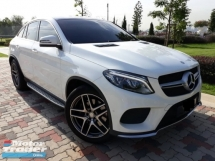 2016 MERCEDES-BENZ GLE GLE400 3.0 (A) 4MATIC COUPE